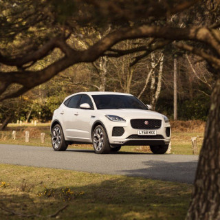 Luxury Saloons, Performance SUVs & Sports Cars | Jaguar