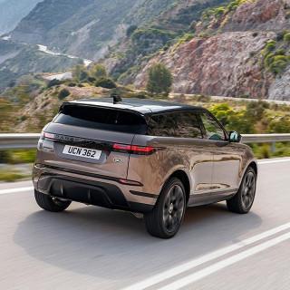 Range Rover Evoque Interior >> New Range Rover Evoque Compact Suv Land Rover
